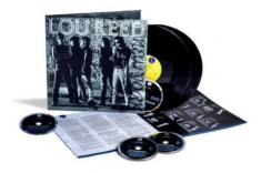 Lou Reed - New York (Ltd. 2Lp/3Cd/1Dvd)