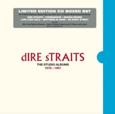 Dire Straits - Studio Albums 78-91  (6 Album 6Cd)