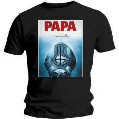 Ghost - GHOST MEN'S TEE: PAPA JAWS