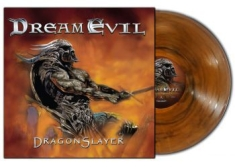 Dream Evil - Dragonslayer (Orange/Black Vinyl Lp