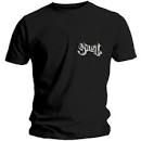 Ghost - UNISEX TEE: POCKET LOGO
