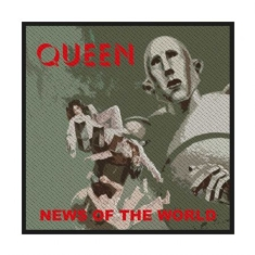 Queen - Queen Standard Patch: News of the World (Retail Pack)