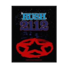 Rush - Standard Patch: 2112 (Retail Pack)