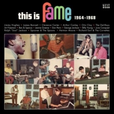 Blandade Artister - This Is Fame 1964-68