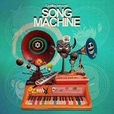 Gorillaz - Song Machine, Season One: Stra