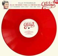 Fitzgerald Ella - Ella Wishes You A Swinging Christma