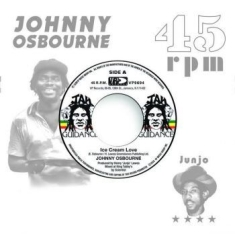 Osbourne Johnny / Roots Radics - Ice Cream Love / Exta Time One