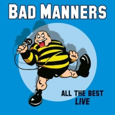 Bad Manners - All The Best Live (Vinyl Lp)