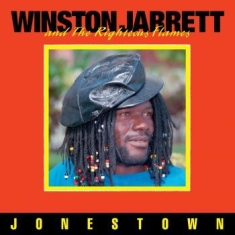 Jarrett Winston & Righteous Flames, - Jonestown