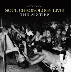 Blandade Artister - Soul Chronology Live! (The Sixties)