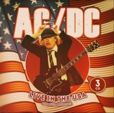 AC/DC - Live In The Usa - Radio Broadcasts
