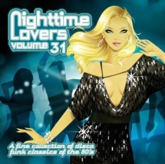 Blandade Artister - Nighttime Lovers Vol. 31