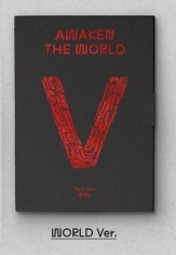 WayV - Vol.1 [Awaken The World] (World version - Black)
