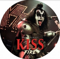Kiss - Fire / Broadcast Archives (Picture