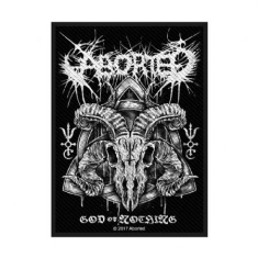 Aborted - Standard Patch: God Of Nothing