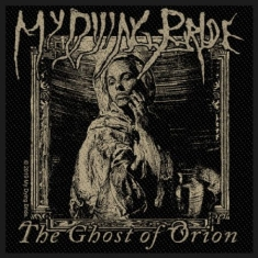 My Dying Bride - Standard Patch: The Ghost Of Orion Woodcut