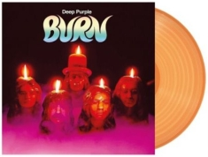 Deep Purple - Burn (Opaque Orange Vinyl) [Import]