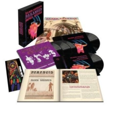 Black Sabbath - Paranoid (5Lp)