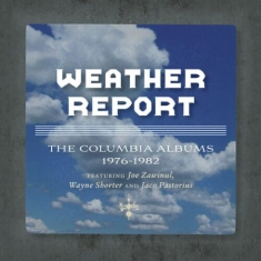 Weather Report - Columbia Albums..