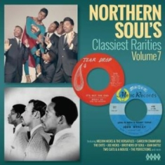 Blandade Artister - Northern Soul's Classiest Rarities