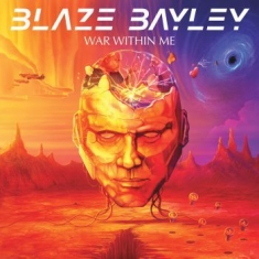 Bayley Blaze - War Within Me (Vinyl)
