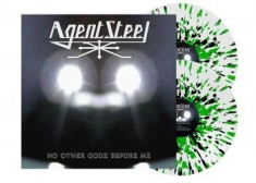 Agent Steel - No Other Godz Before Me (2 Lp Green