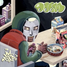 Mf Doom - Mm...Food