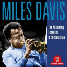 DAVIS MILES - Absolutely Essential - 3Cd Collecti