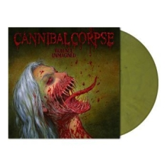 Cannibal Corpse - Violence Unimagined (Pot Green Viny