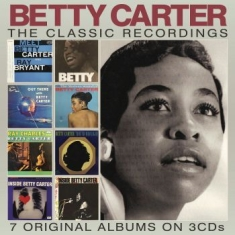 Carter Betty - Classic Recordings The (3 Cd)