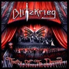 Blitkreig - Theatre Of The Damned