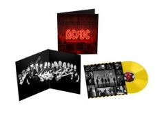 AC/DC - Power Up (Transparent Yellow LP)
