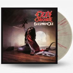 Osbourne Ozzy - Blizzard Of Ozz-Coloured-