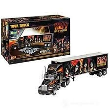Kiss - Gift Set Truck & Trailer End Of Road