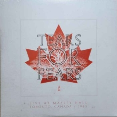 Tears For Fears - Live At Massey Hall (RSD) CD-A
