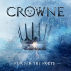 Crowne - Kings In The North (Turquoise) Signed LP