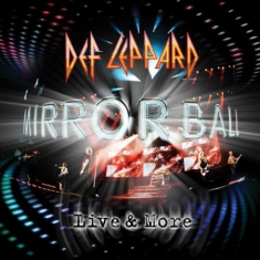 Def Leppard - Mirror Ball (Live & More) (2Cd+Dvd)