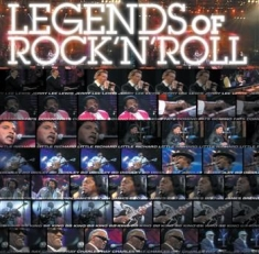 Blandade Artister - Legends Of Rock N' Roll
