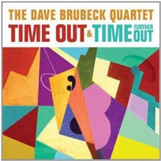 Brubeck Dave - Time Out & Time Further (2Lp)