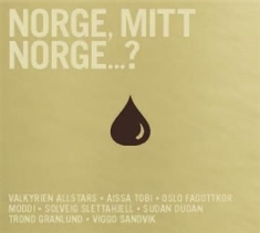 Blandade Artister - Norge Mitt Norge...?