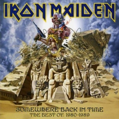 Iron Maiden - Somewhere Back In Time - The B