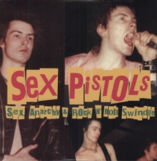 Sex Pistols - Sex Anarchy & Rock N' Roll Swindle (180 G)