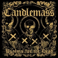 Candlemass - Psalms For The Dead Ltd/Mediabook +