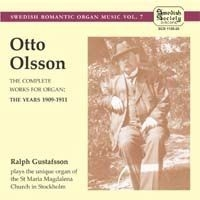 Olsson, Otto - Organ Works 3