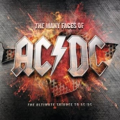 AC/DC - Many Faces Of AC/DC