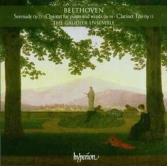 Beethoven - Serenade Op 25/Quintet For Pia