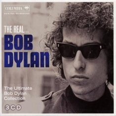 Dylan Bob - The Real Bob Dylan (3-CD)