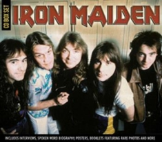 Iron Maiden - Collectors Box-3 Cd Box (Interview)