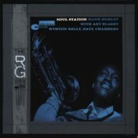 Hank Mobley - Soul Station in the group CD / CD Blue Note at Bengans Skivbutik AB (549299)