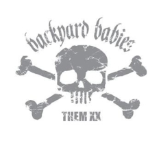 Backyard Babies - Them Xx - Digi